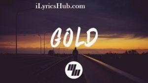 Gold Lyrics - EDEN