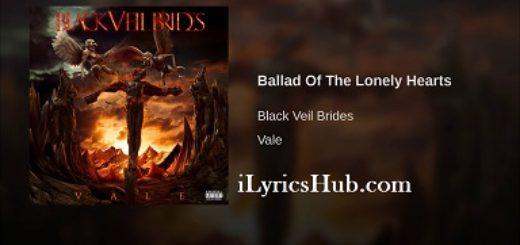 Incipiens Ad Finem Lyrics - Black Veil Brides