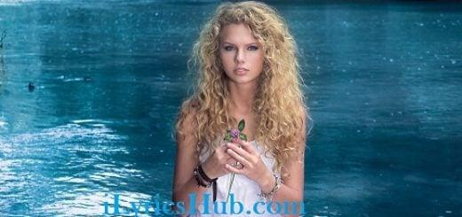 White Horse Lyrics (Full Video) - Taylor Swift