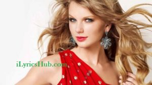 Christmases When You Were Mine Lyrics - Taylor Swift
