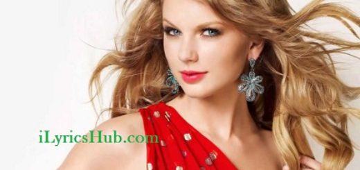 White Christmas Lyrics (Full Video) - Taylor Swift
