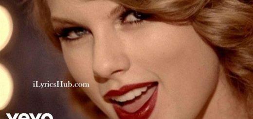 Mean Lyrics - Taylor Swift