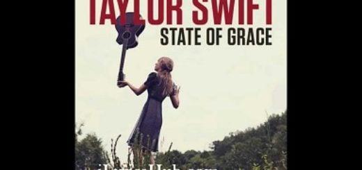 State Of Grace Lyrics - Taylor Swift