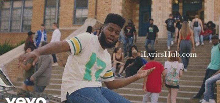 Young Dumb & Broke Lyrics - Khalid