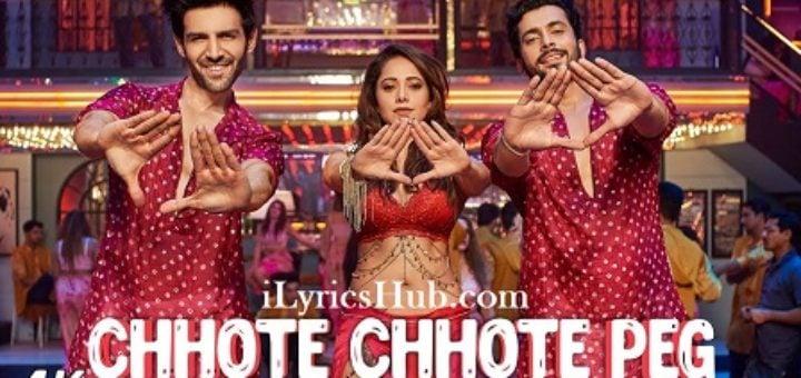 Chhote Chhote Peg Lyrics - Yo Yo Honey Singh, Neha Kakkar