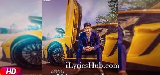 Diamond Lyrics (Full Video) - Gurnam Bhullar