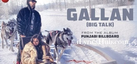 Gallan Lyrics (Full Video) - Manj Musik, Candice James