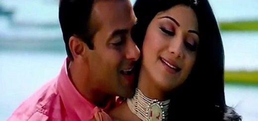 Hum Tumko Nigahon Mein Lyrics - Salman Khan, Shilpa Shetty
