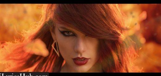 Bad Blood Lyrics (Full Video) - Taylor Swift, ft. Kendrick Lamar