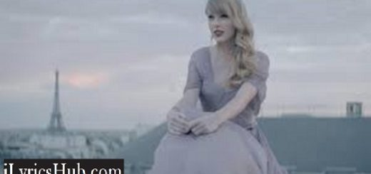 Begin Again Lyrics (Full Video) - Taylor Swift