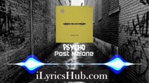 psycho post malone lyrics