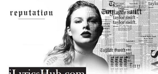 New Year's Day Lyrics (Full Video) - Taylor Swift