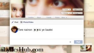 Naina Lyrics (Full Video) - Rahul Mishra Romantic Song