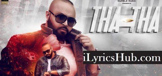 Tha Tha Lyrics (Full Video) - Gagan Tung Ft. Mr. VGrooves