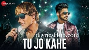 Tu Jo Kahe Lyrics (Full Video) - Salman Mithani Ft. Karan Singh Arora