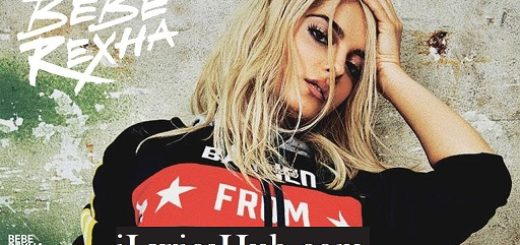 Ferrari Lyrics (Full Video) - Bebe Rexha