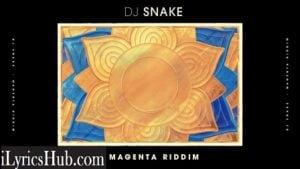 Magenta Riddim Lyrics (Full Video) - DJ Snake