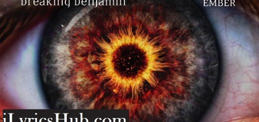 The Dark of You Lyrics (Full Video) - Breaking Benjamin
