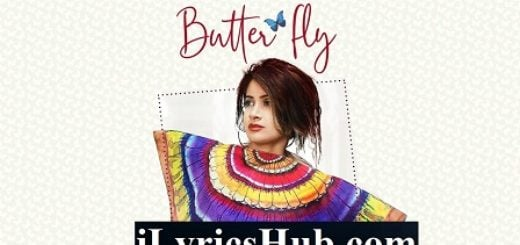 Butterfly Lyrics (Full Video) - Miss Pooja Ft Ali Merchant, G Guri