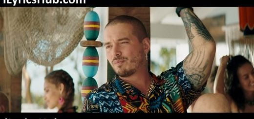 Ambiente Lyrics - J. Balvin