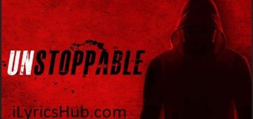 Unstoppable Lyrics - Dino James