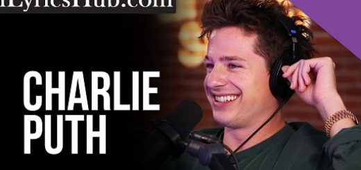 Voicenotes Lyrics (Full Video) - Charlie Puth