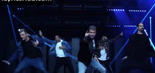Don't Go Breaking My Heart Lyrics (Full Video) - Backstreet Boys