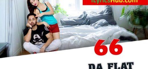66 Da Flat Lyrics - Sukhy Maan