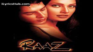 Aapke Pyaar Mein Hum - Raaz | Alka Yagnik