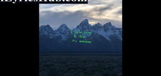 NO MISTAKES LYRICS - Kanye West