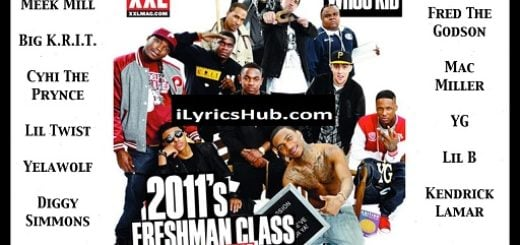 Freshmen 2011 Cypher Lyrics - XXL