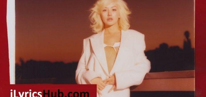 Like I Do Lyrics - Christina Aguilera