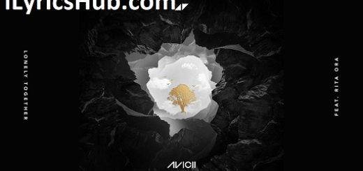 Lonely Together Lyrics - Avicii | Rita Ora