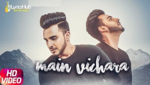 Main Vichara Lyrics - Armaan Bedil