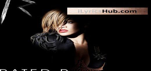 Cold Case Love Lyrics - Rihanna
