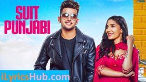 Suit Punjabi Lyrics - Jass Manak