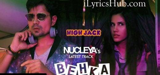 Behka Lyrics - High Jack | Vibha Saraf