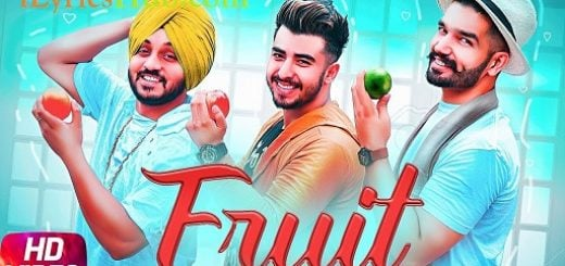 Fruit Lyrics - The Landers | Western Pendu