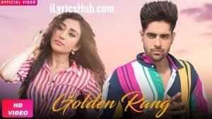 Golden Rang Lyrics - Guri