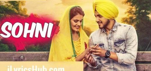 Sohni Lyrics - Armaan Bedil | Parmish Verma | Ranjha Yaar