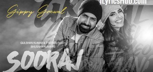 Sooraj Lyrics - Gippy Grewal Ft. Shinda Grewal