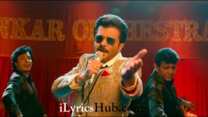 Badan Pe Sitaare Lyrics - Fanney Khan | Anil Kapoor | Sonu Nigam