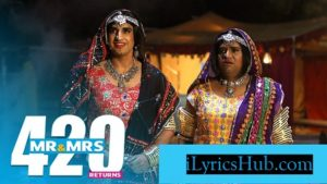 Banjara Lyrics - Mr & Mrs 420 Returns | Pushplata Patidar