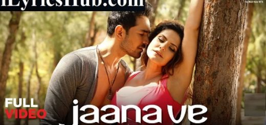 Jaana Ve Lyrics - Aksar 2 | Arijit Singh | Mithoon