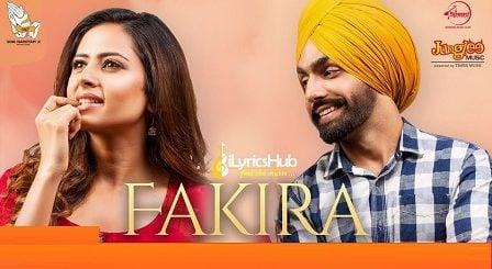 Fakira Lyrics - Qismat | Ammy Virk, Sargun Mehta