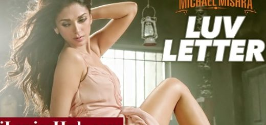 Luv Letter Lyrics - Meet Bros, Kanika Kapoor