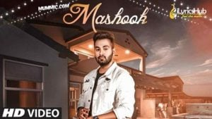 Mashook Lyrics - Sanam Singh