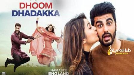 Dhoom Dhadaka Lyrics - Shahid Mallya