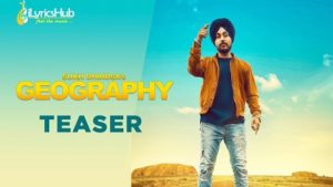 Geography Lyrics - Sukh Dhindsa