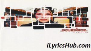 Not Alone Lyrics- Soulstice